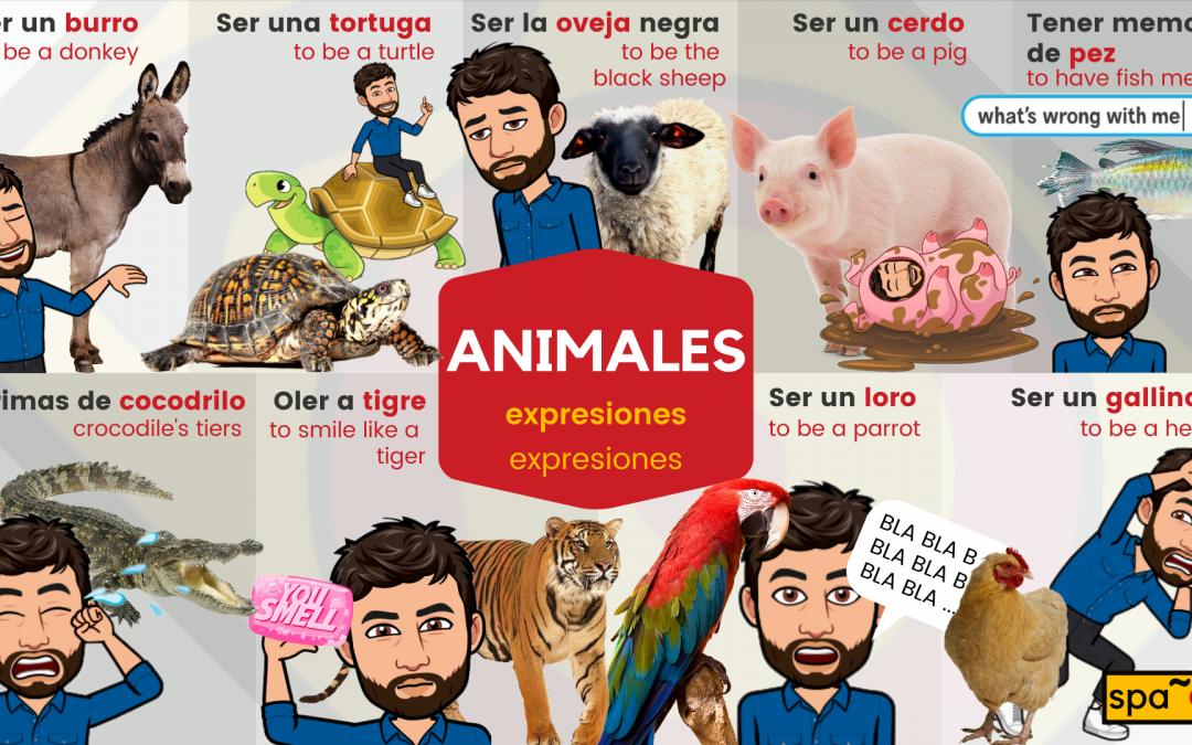 ¡Como animales!